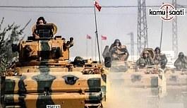 TSK'nın İdlib'e askeri sevkiyatları sürüyor