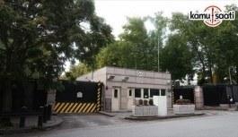 ABD'nin Ankara Büyükelçiliğinden vize açıklaması