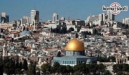 ABD'nin Kudüs'ü İsrail'in başkenti olarak ilan etmesi büyük bir hata olur