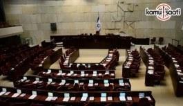 İsrail'de Filistinlilere 'idam cezası' yasa tasarısı oylamaya sunulacak
