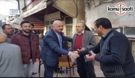 Meclis Tatil, Metin Gündoğdu Yine Sahada