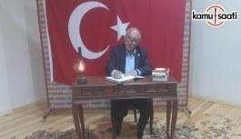 """Memur-Sen Ankara İl Başkanı Mustafa Kır, """"Akif'i hastalığında ve vefatında yalnız bırakanlar utansın!"""""""
