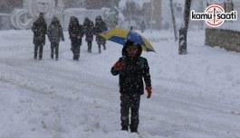 5 ilde karneler verilemeyecek - Karne günü eğitime kar engeli!