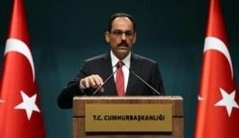 Cumhurbaşkanlığı Sözcüsü Kalın'dan Meral Akşener'e tepki
