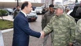 Genelkurmay Başkanı Akar'a Şanlıurfa'ya ziyaret