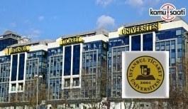 İstanbul Ticaret Üniversitesi Çift Anadal ve Yan Dal Programları Yönetmeliğinde Değişiklik Yapıldı
