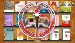 MEB'den elektronik kitaplara ilişkin duyuru