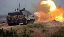 TSK Afrin'e Azez'den operasyon başlattı