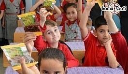 Okullara Kuru Üzüm Dağıtımı Programı - 26 Şubat 2018