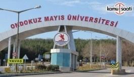 Ondokuz Mayıs Üniversitesi Bilgi ve İletişim...
