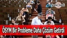 ÖSYM'den sınav görevlisi ücretlerine düzenleme