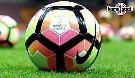 Spor Toto Süper Lig'de görünüm - 24. Hafta Programı