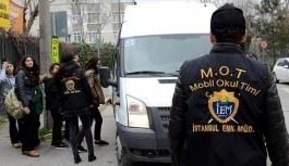 Türkiye'de ilk defa uygulanan Mobil Okul Timleri güven veriyor