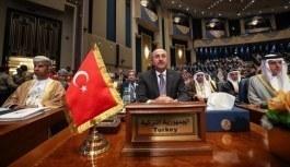 Türkiye'den Irak'ın yeniden imarı için destek! Bakan Çavuşoğlu...