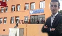 Ağrı'da okul müdürüne bıçaklı saldırıya MEB'den kınama