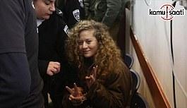 'Ahed derhal serbest bırakılmalı'