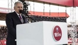 Başbakan Binali Yıldırım: Bizim hiçbir ülkenin toprağında gözümüz yok