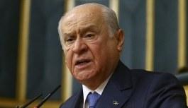 Devlet Bahçeli Afrin açıklaması: O bölgede harekat kapsamına alınmalı