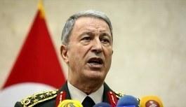 Hulusi Akar'dan Afrin açıklaması! Sadece PKK değil...