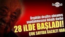 İstanbul merkezli FETÖ operasyonu: 68 gözaltı kararı