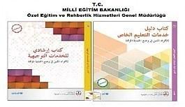 """MEB'den """"Rehberlik Hizmetleri"""" ve """"Özel Eğitim Hizmetleri Kılavuz"""" Kitaplarının Arapça Basımlarına İlişkin açıklama"""