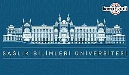 Sağlık Bilimleri Üniversitesi Ön Lisans ve Lisans Eğitim-Öğretim Yönetmeliğinde Değişiklik Yapıldı - 4 Mart 2018