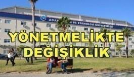 Adana Bilim ve Teknoloji Üniversitesi Kadın Sorunları Uygulama ve Araştırma Merkezi Yönetmeliğinde Değişiklik