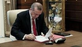 Cumhurbaşkanı  Erdoğan'dan 34 kanuna onay! İşte o kanunlar...