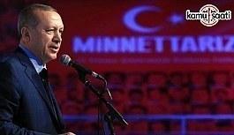 Cumhurbaşkanı Erdoğan: Trump'a 'İsrail'e müdahale etmeyecek misiniz?' dedim