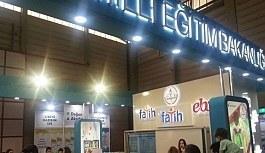 FATİH Projesi ve EBA 23. İzmir Kitap Fuarı'nda tanıtılıyor