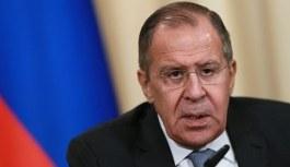 Rusya Dışişleri Bakanı Lavrov'dan Suriye uyarısı! Maceraya kalkışmayın