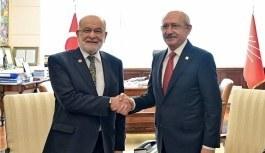 Saadet Partisi Genel Başkanı Karamollaoğlu'ndan...