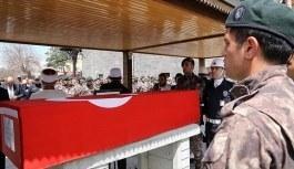 Şehit polis memuru Kubilay Karaman son yolculuğuna uğurlandı