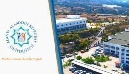 Alanya Alaaddin Keykubat Üniversitesi Akademik Personel Alım İlanı - 23 Mayıs 2018