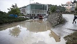 Başkentte kuvvetli sağanak uyarısı