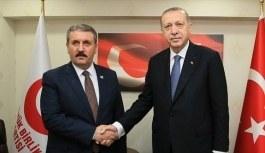 Cumhurbaşkanı Erdoğan'dan ortak miting açıklaması! Şu anda...