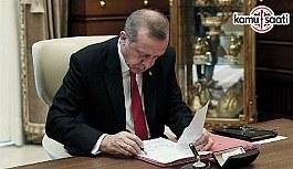 Cumhurbaşkanı Erdoğan'ın onayladığı kanun 25 Mayıs 2018 Cuma Tarihli Resmi Gazete'de yayımlandı