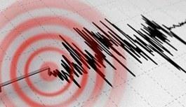 Ege Denizi'nde 4.1 büyüklüğünde deprem oldu!