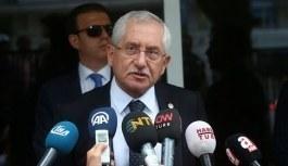 YSK Başkanı Güven'den açıklama! Sınır ötesinde görevli askerlerin oy kullanması