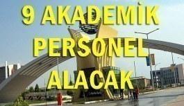 Eskişehir Osmangazi Üniversitesi Akademik Personel Alım İlanı - Başvuru