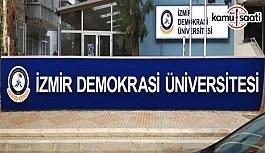 İzmir Demokrasi Üniversitesi Uzaktan Eğitim Uygulama ve Araştırma Merkezi Yönetmeliği - 6 Haziran 2018 Çarşamba