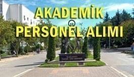 Karadeniz Teknik Üniversitesi 15 Akademik Personel Alacak - 18 Haziran 2018