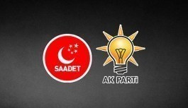 Saadet Partisi'nden AK Parti'ye katılım! 24 kişi...