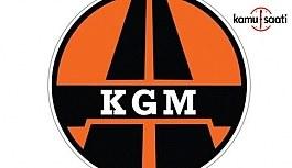 Karayolları Genel Müdürlüğü KGM 667 Sözleşmeli Personel Alımı