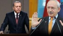 Kılıçdaroğlu Erdoğan'a 3 ayrı davadan tazminat ödeyecek!