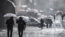 Meteoroloji'den İstanbul uyarısı! Bugün...