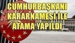 Resmi Gazete Atama Kararları yayımlandı! Cumhurbaşkanı kararları