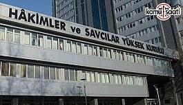 Resmi Gazete'de yayımlanan Yargıtay ve Danıştay'a seçilen üyelerin isim listesi