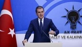 AK Parti'den Yunanistan'a tepki