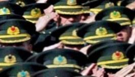 Jandarma Genel Komutanlığına Mensup Emekliye Sevk Edilen Subaylar tam isim listesi